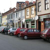 Kragujevac, ulica Kralja Petra I, kladionica Premier i Euro Šansa, Крагуевач