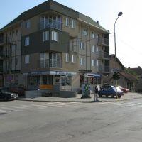 Kragujevac, Alpha Bank naselje Aerodrom, Крагуевач