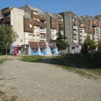 Kragujevac, ulica Neznanog Junaka, Aerodrom, Крагуевач