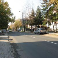 Kragujevac, ulica Kralja Milana IV, Крагуевач
