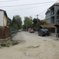 Kragujevac, ulica Branislava Nušića, Крагуевач