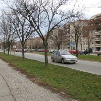 Kragujevac, ulica Atinska, Крагуевач