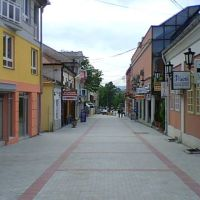 Pusta ulica, Крагуевач