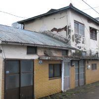 낡은건물. Old building, Кунсан