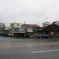 군산내항앞. front of inner harbor of Gunsan, Кунсан