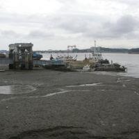 군산내항 부잔교 - 1 (Floating platform at the inner port of Gunsan), Кунсан