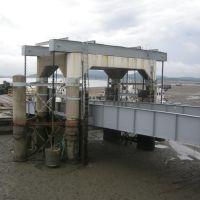군산내항 부잔교 - 3 (Floating platform at the inner port of Gunsan), Кунсан