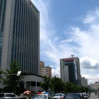 Kyungnam Bank, Масан