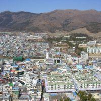 Jinhae [South Korea] - Vista Dalla Torre, Чинхэ