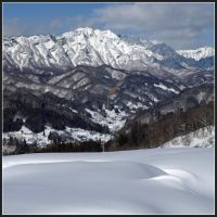 Winter scenery in Kinasa 2, Ичиномия