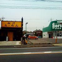 山汁ラーメン, Касугаи