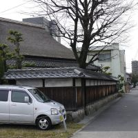 Old Japanese houses お屋敷, Касугаи