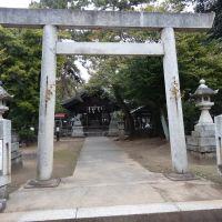 神明社(春日井市), Касугаи