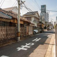 Okazaki street, Оказаки