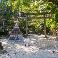 Rokusho jinja (六所神社) Gate, Оказаки