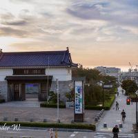 Okazaki Castle (岡崎城) Maingate, Оказаки