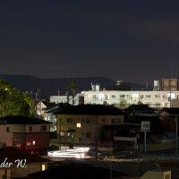 Okazaki southeast, night, Оказаки