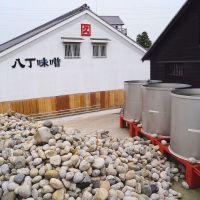 重し玉石とタンク, Оказаки