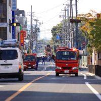 挙母まつり (愛知県豊田市), Тойота