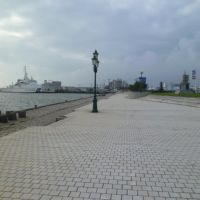 AKITA Port, Акита