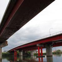 赤い橋, Акита