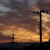 Morning glow (Mt.Taihei), Ога