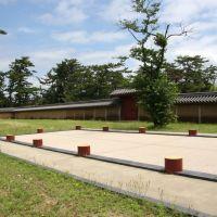 Inner area of Akita Castle, Ога