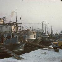 Aomori waterfront 1961, Аомори