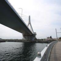 青森 ベイブリッジ   Aomori Bay Bridge, Гошогавара