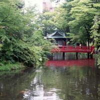 善知鳥神社 (うとうじんじゃ) / 青森市, Гошогавара