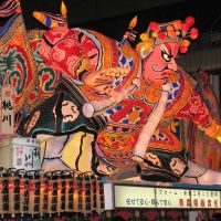 青森ねぶた祭り(Nebuta Festival), Тауада
