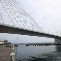 青森 ベイブリッジ   Aomori Bay Bridge, Тауада