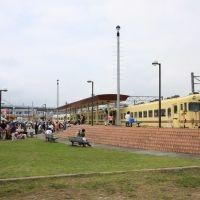 八甲田丸地区  列車休憩所, Тауада