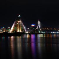 Aomori Waterfront 青森湾岸, Тауада