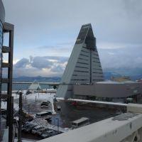 Aomori Prefecture Tourist Center ASPAM, Тауада