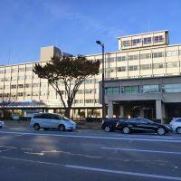 青森県庁, Тауада