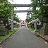 善知鳥神社, Тауада