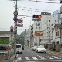 和歌山城が見える街角, Вакэйама