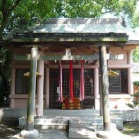 刺田比古神社/Sasutahiko Shrine, Вакэйама