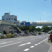 国道42号 県庁前交差点 Kenchōmae intersection 2011.7.15, Вакэйама