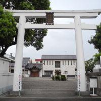 水門神社、吹上神社3(F), Вакэйама