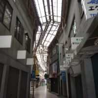 Naka-toiyamachi fiber industry street 中問屋町繊維街, Гифу