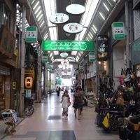 Sun-Hinodemachi Shopping Street さんひのでまち商店街, Гифу