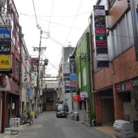 Shirogane-machi Street 銀町通り, Гифу