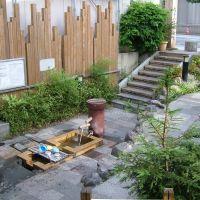 大手いこ井の泉 / Ote Ikoino Izumi: Public well at Ote Street, Огаки