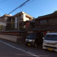 大垣市高砂町・割烹旅館菊水, Огаки