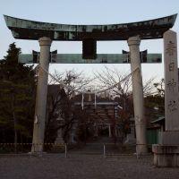 大垣市本今町・春日神社, Огаки
