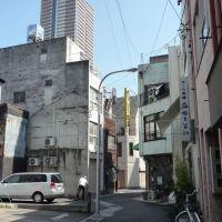 Nishi-Toiyamachi Shopping Street 西問屋町商店街と岐阜シティ・タワー43