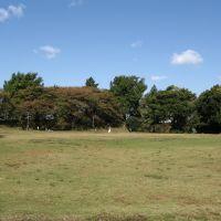 加納城本丸跡, Тайими