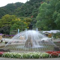 岐阜公園 女神のふん水, Тайими
